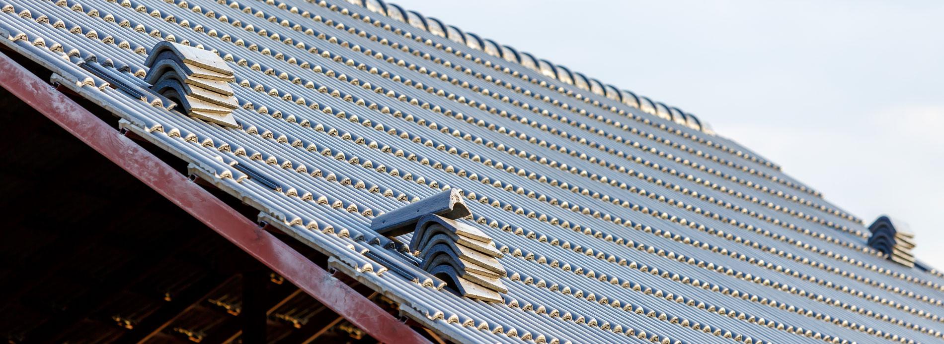 Concrete tile roofing in San Antonio